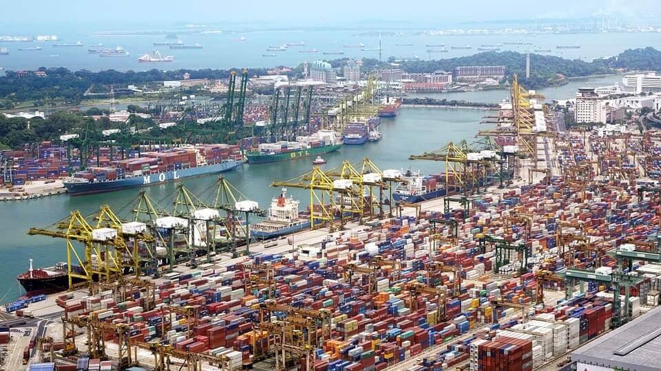 china trading company formation